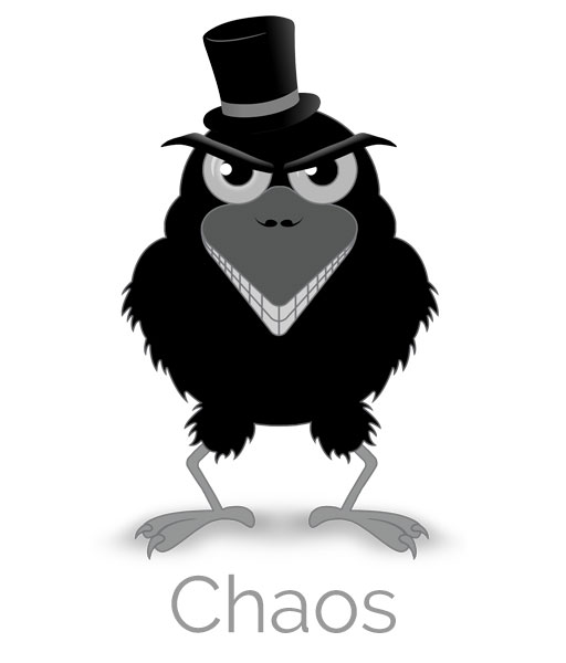 Chaos the Crow