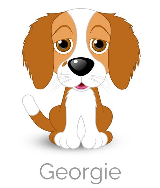 Georgie the Dog