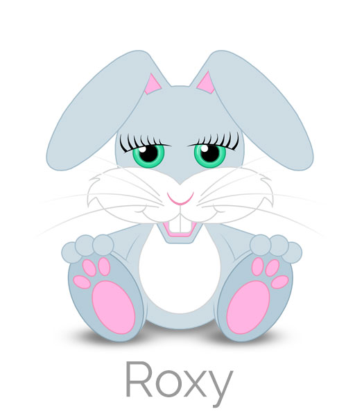 Roxy the Rabbit