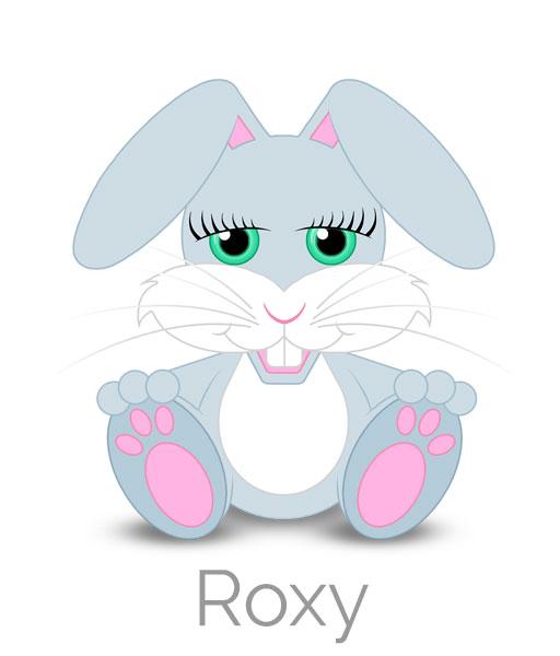 Roxy the Rabbit