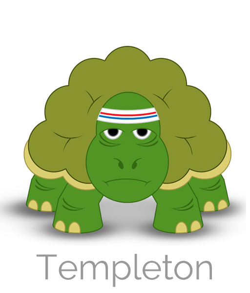 Templeton the Tortoise