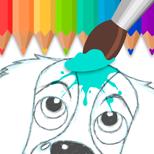 Georgie's Art Studio App icon